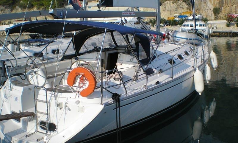 GibSea 43 Charter in Trogir