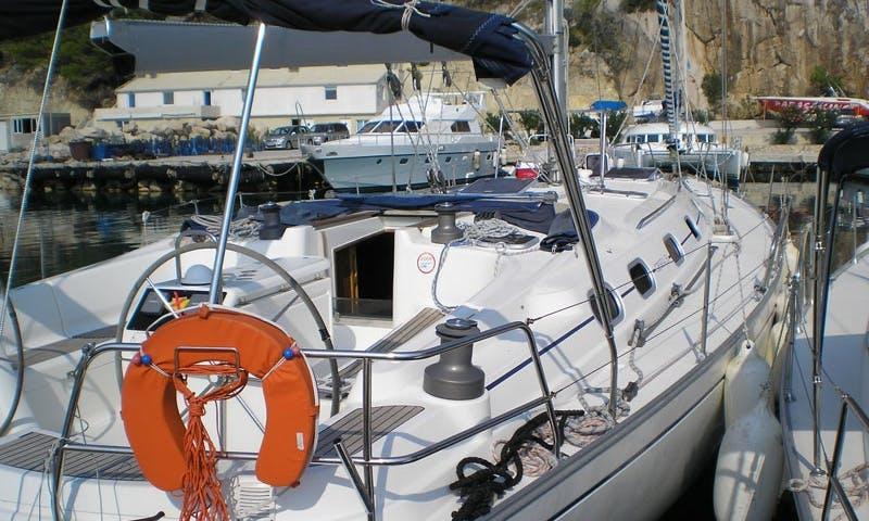 "Charter 51' Sailboat ""Kondor"" in Trogir, Croatia"
