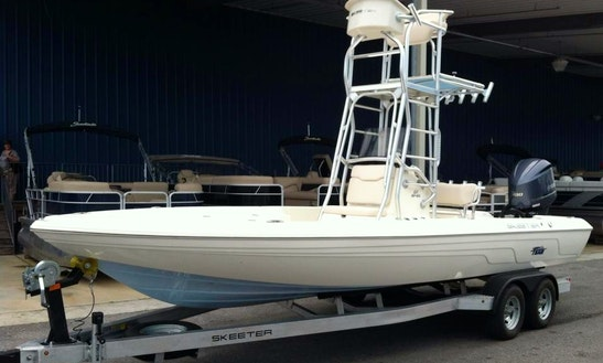 24' Skeeter Bay Boat Center Console In Destin Florida, United States