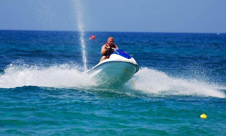 Yamaha Jet Ski Rental In Ponce Inlet, Florida