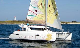 """Sailing Charter  """"Lipari 41"""" in Montenegro"""