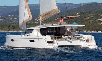 "Sailing Charter ""Helia 44"" in Montenegro"