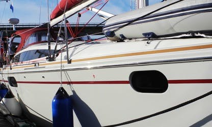 Boat Vacation for 10 Person with Delphia 47 Sailing Yacht Charter in Tromsø, Norway