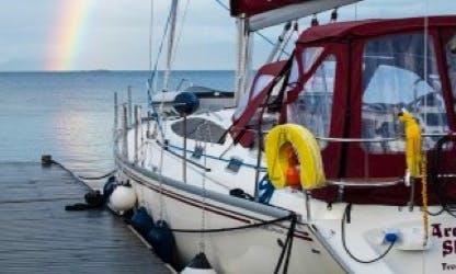 Delphia 40 Sailing Yacht Charter in Tromsø, Norway