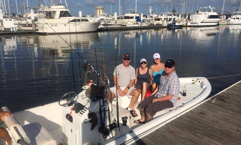 Charleston Fishing Charters With Captain Jonathan