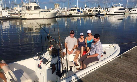 Charleston Fishing Charters With Captain Jonathan