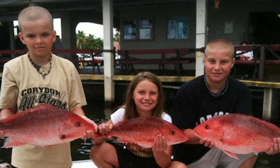22' Fishing Charter