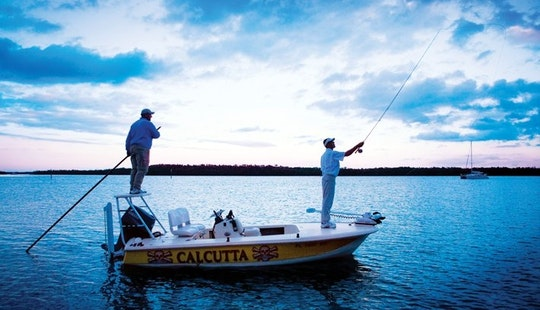 Enjoy Backcountry Fishing With Captain Kevin In Marco Island, Florida