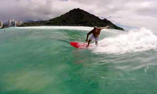 Surfboard And Sup Rentals In Waikiki