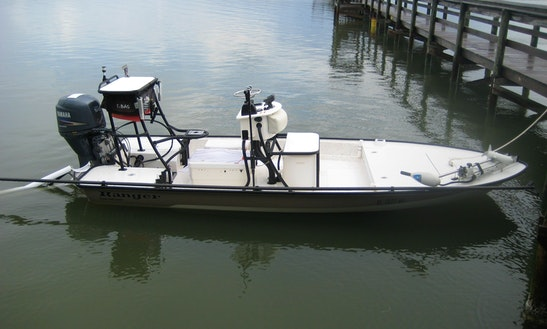 Luxurious 27ft Sport Fisherman Boat In New Smyrna Beach, Florida