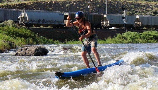Stand-up Paddle Boarding In Colorado