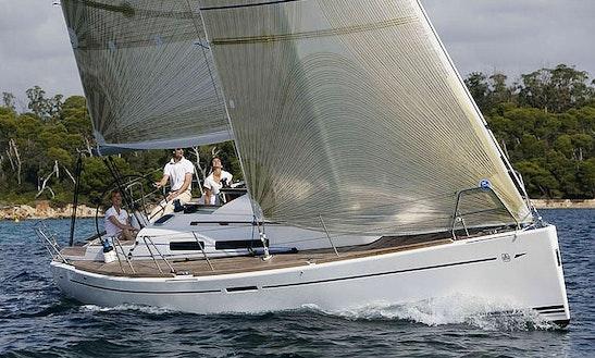 Dufour 34 Performanceyacht Charter In Monnickendam