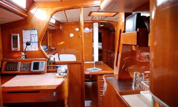 "Luxury Cruiser Swan 39 ""Katia"" Charter in Punta Ala"