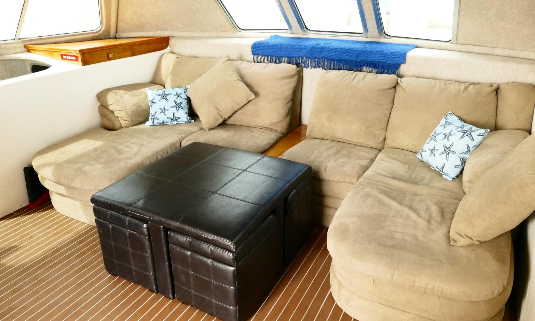45' Big Power Catamaran Charter in Miami, Florida   GetMyBoat