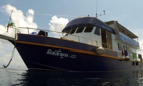 """Motor Yacht """"Miss Moon"""""""
