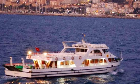 Passenger Boat Rental In Kuşadası