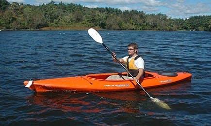 Unguided Kayak Tour in Longs, South Carolina