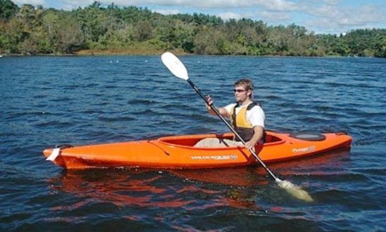 Unguided Kayak Tour In Longs, South Carolina