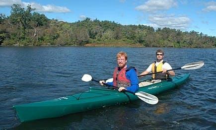 Rental of Double Kayak in Longs, South Carolina