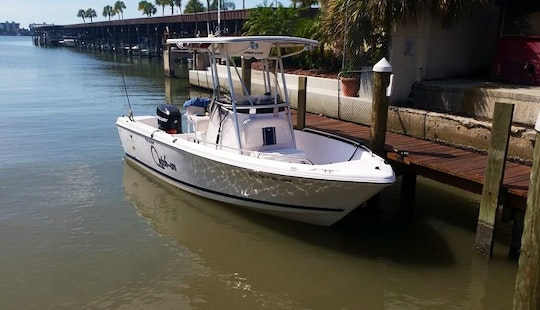 Captained Charters In Madeira Beach