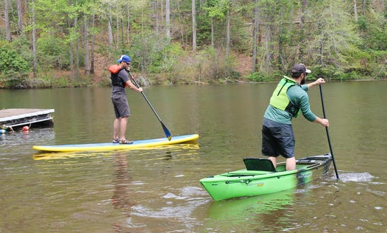 Kayak Rental In Travelers Rest