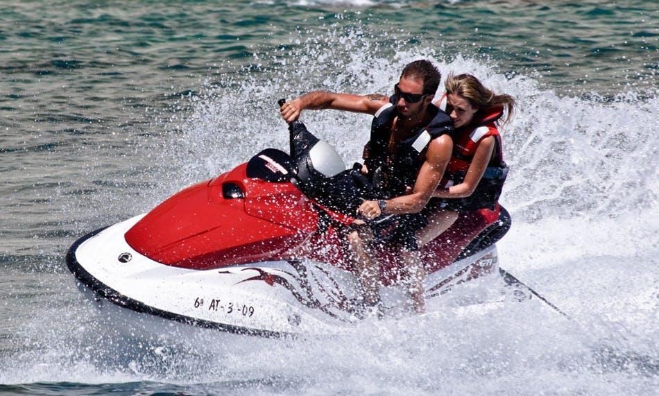 Jet Ski Rentals & Banana Boat Rides in Bali