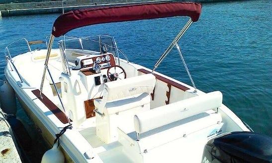 Rent 22' Brava Magnolia Boat In Zadar