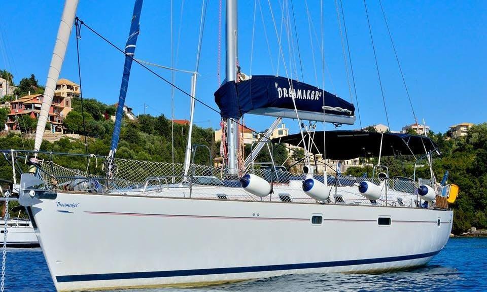 Skippered Charter on Dreamaker