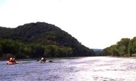 Canoe Rental In Prairie Du Chien