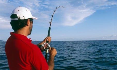 Fishing Charter 'Vamonos I' in Zihuatanejo