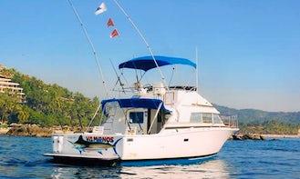 Fishing Charter 'Vamonos II' in Zihuatanejo