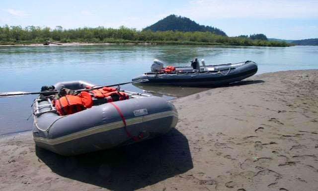 Zodiac Adventure on the Skagit River