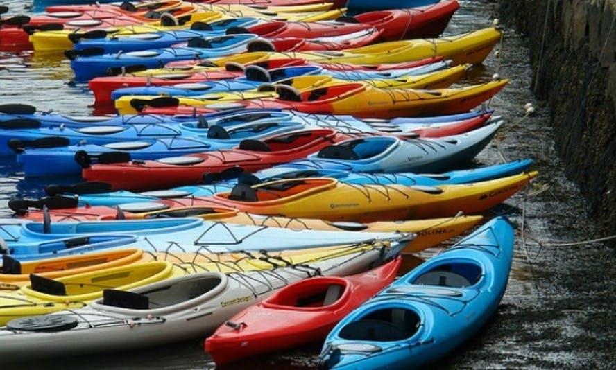 Rent a 15' Kayak in Watervliet, Michigan