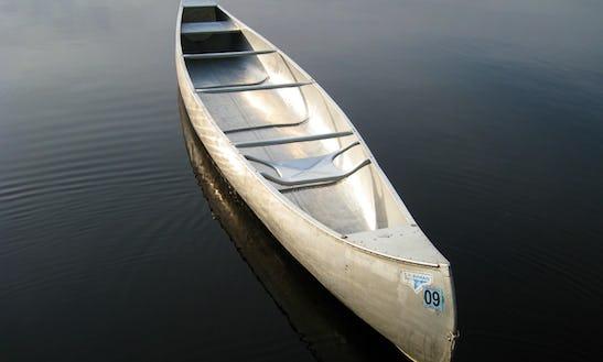 Canoe Rental In Ludington