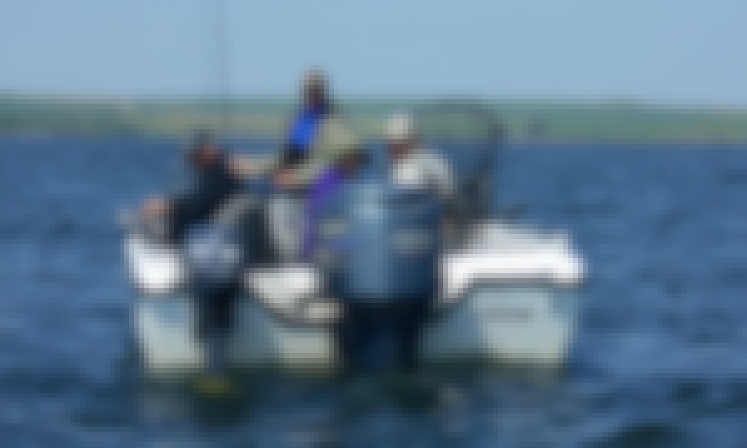 21' Walleye Fishing Guide Boat In North Dakota
