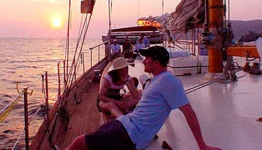 Sunset Cruising And Sail & Snorkeling  In Zihuatanejo