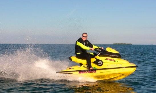 Personal Watercraft Rental In Hikkaduwa