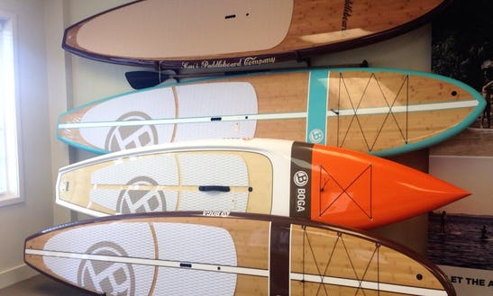 Stand Up Paddle Board Rental In Cornelius