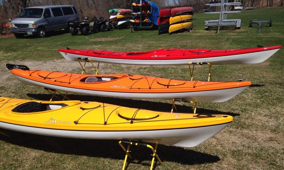 Kayak Rental In Concord