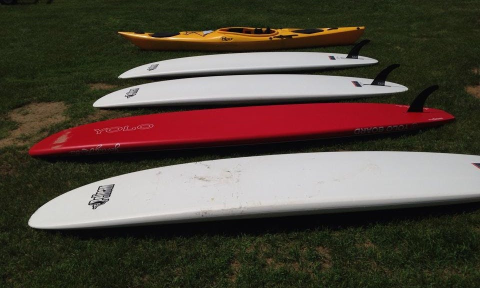 Stand Up Paddleboard Rental In Concord