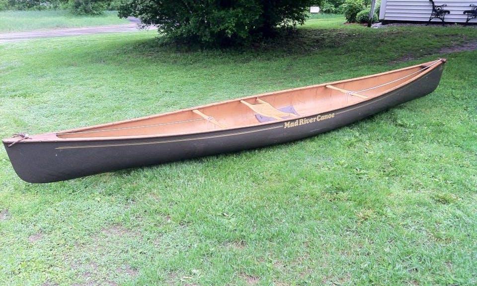 Canoe Rental In Concord
