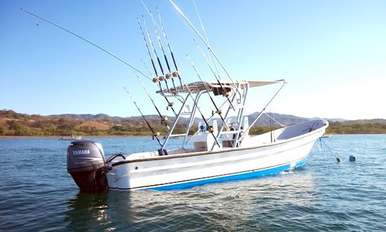 Super Panga Fishing Charter 'minerva' In Zihuatanejo
