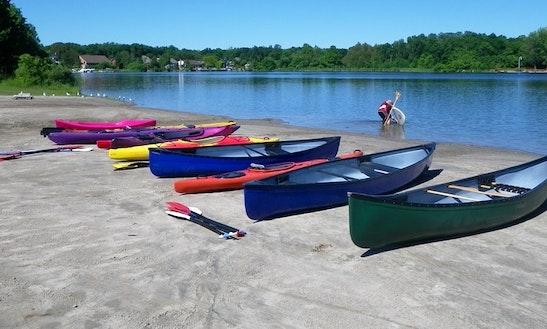 Canoe Rental In Denison
