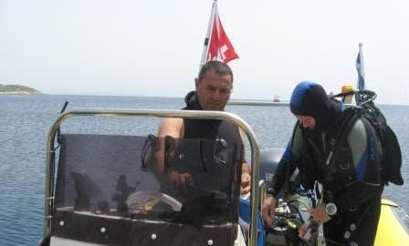 RIB Rental in Samos, Greece