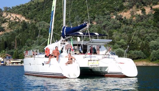 Cruising Catamaran Rental In Préveza
