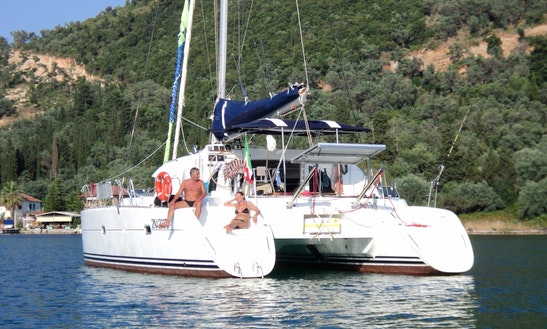 Cruising Catamaran Rental In Préveza
