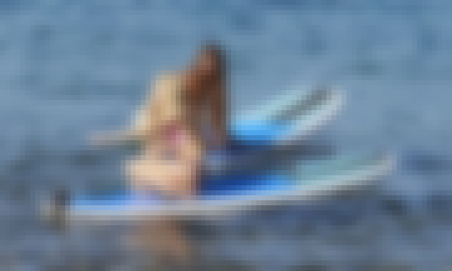 Stand Up Paddle Boarding in West Bay