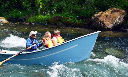 Drift Boat Fly Fishing Trip In Eugene, Oregon
