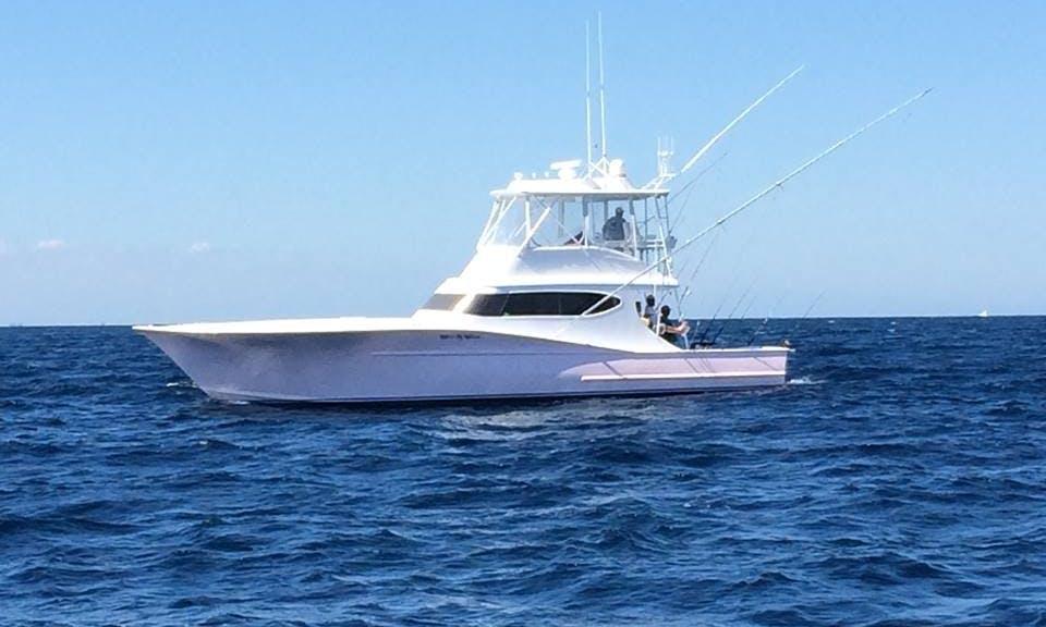 54' Sport Fisher Gillikin Sportfisher Yacht In Stuart