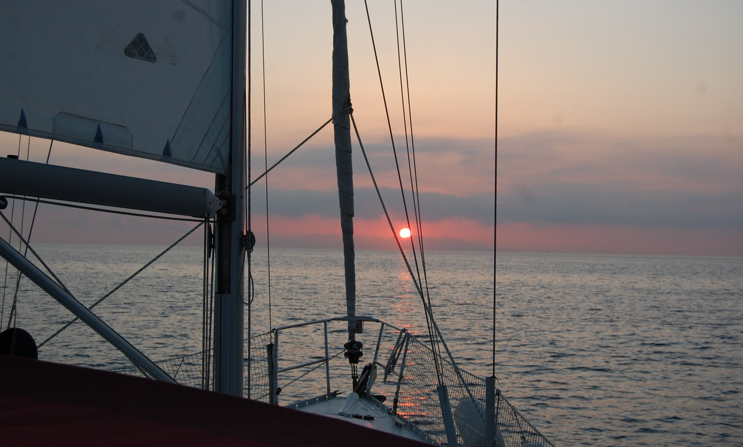 Charter Beneteau  oceanis clipper 361 in Varazze